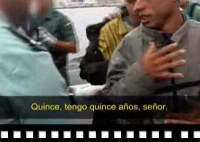 Paralelo 36 (2003), José Luis Tirado
