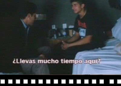 Todos os llamáis Mohamed (1997), Max Lemcke