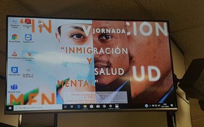 """V Jornadas """"Inmgración y Salud Mental"""" La Merced Migraciones"""